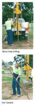 Soil Test 土质勘测