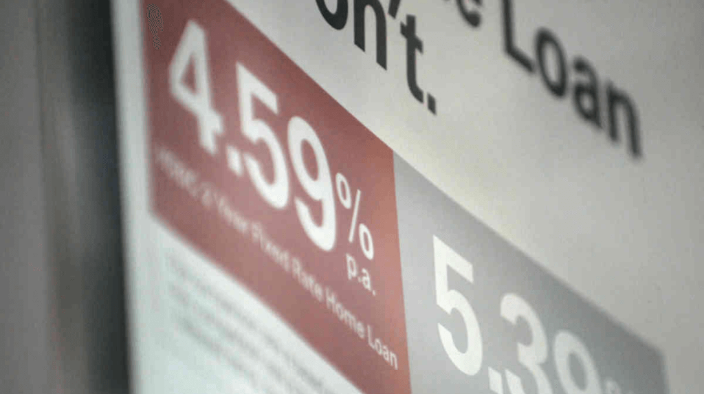 investment loan rate raises