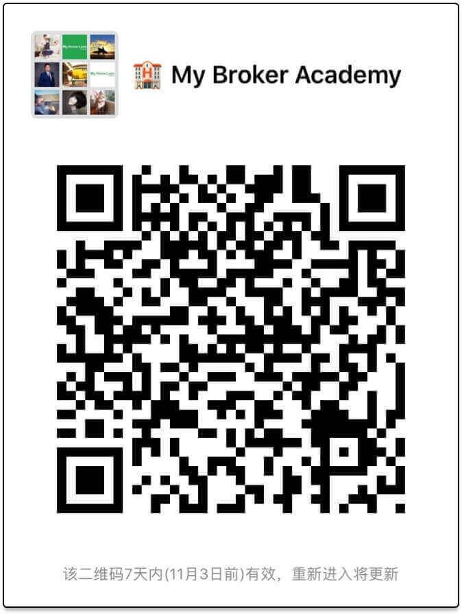 My Broker Academy Group Wechat